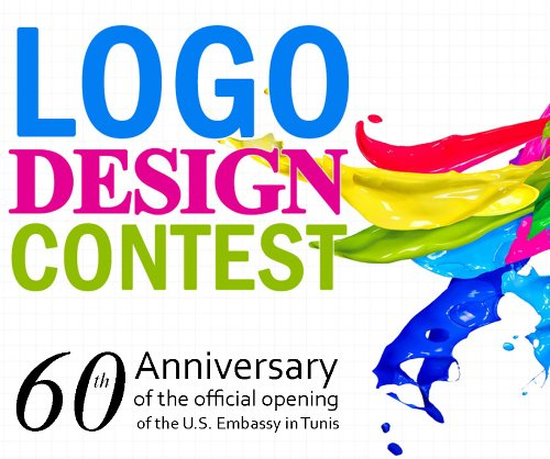 Logo design contest to celebrate the 60th anniversary of Logo design competitions